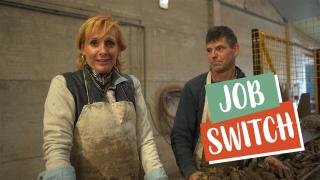 Sofie Dumont wordt witloofteler | Jobswitch