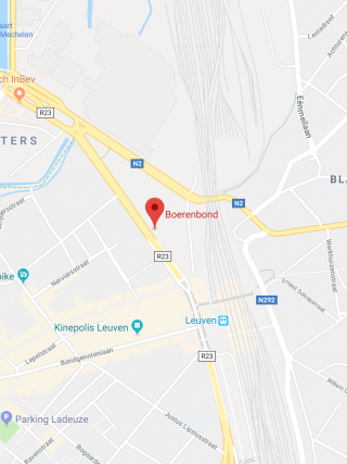 Boerenbond Location